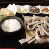 【ふかぐら亭】新潟県柏崎市にある幻の「ござ蕎麦」を食べてきた!