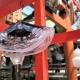 新潟市白山神社の風鈴まつりに行ってきた!短冊に願いを込めて縁結びの神様に参拝!