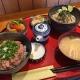 新潟市西蒲区のそば屋「やぶもと」でランチ♪セットメニューがお得で美味しい!