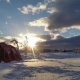 新潟の冬は「スノーピーク Headquarters」で雪中キャンプを楽しむ!