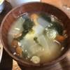 新潟市中央区hana-na(ハナナ)でランチ!杉田味噌の具だくさん味噌汁でほっこり♡