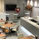 新潟駅CoCoLo西N+のKm-0 niigata labでライブキッチン体験してみた!新感覚!LIVE♪なディナーは楽しいと美味しいがいっぱい!