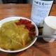 究極のマリアージュ!バスセンターのカレーを食べながら「カレーに合う日本酒」飲んでみた!