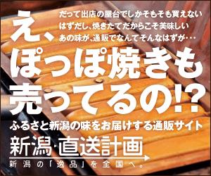 新潟直送計画