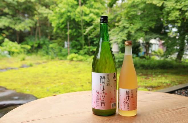 武蔵野酒造 梅ほの香