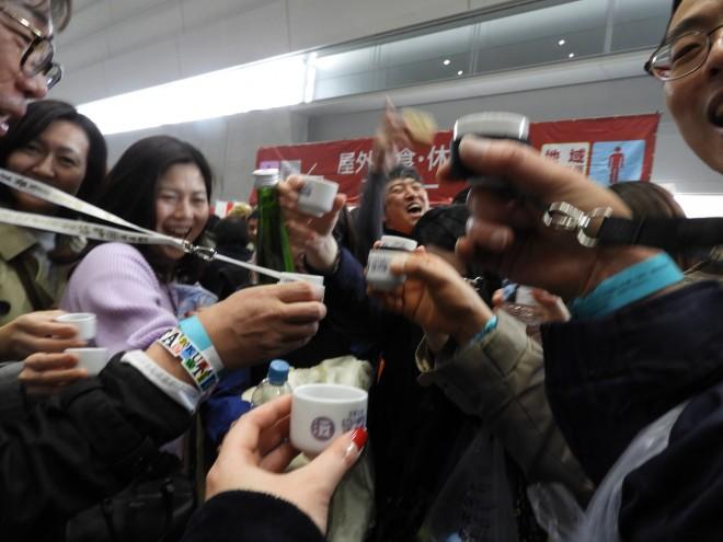 にいがた酒の陣2018